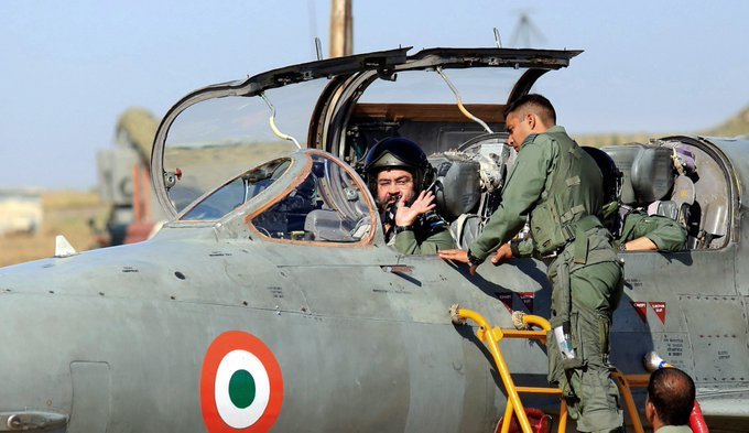 Indian Air Force, Fallen Heroes, Air Chief Marshal BS Dhanoa, Missing Man Formation, Bhatinda, Punjab, Kargil War, India, Pakistan, MiG-27, News Mobile, News Mobile India