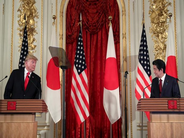 President Donald Trump, Prime Minister Shinzo Abe, Bi-lateral Talks, News Mobile, News Mobile India