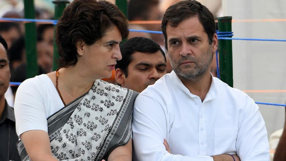 Rahul Gandhi, Priyanka Gandhi Vadra, Congress, Natwar Singh, Anil Shastri, party president, general elections, 2019, NewsMobile, India