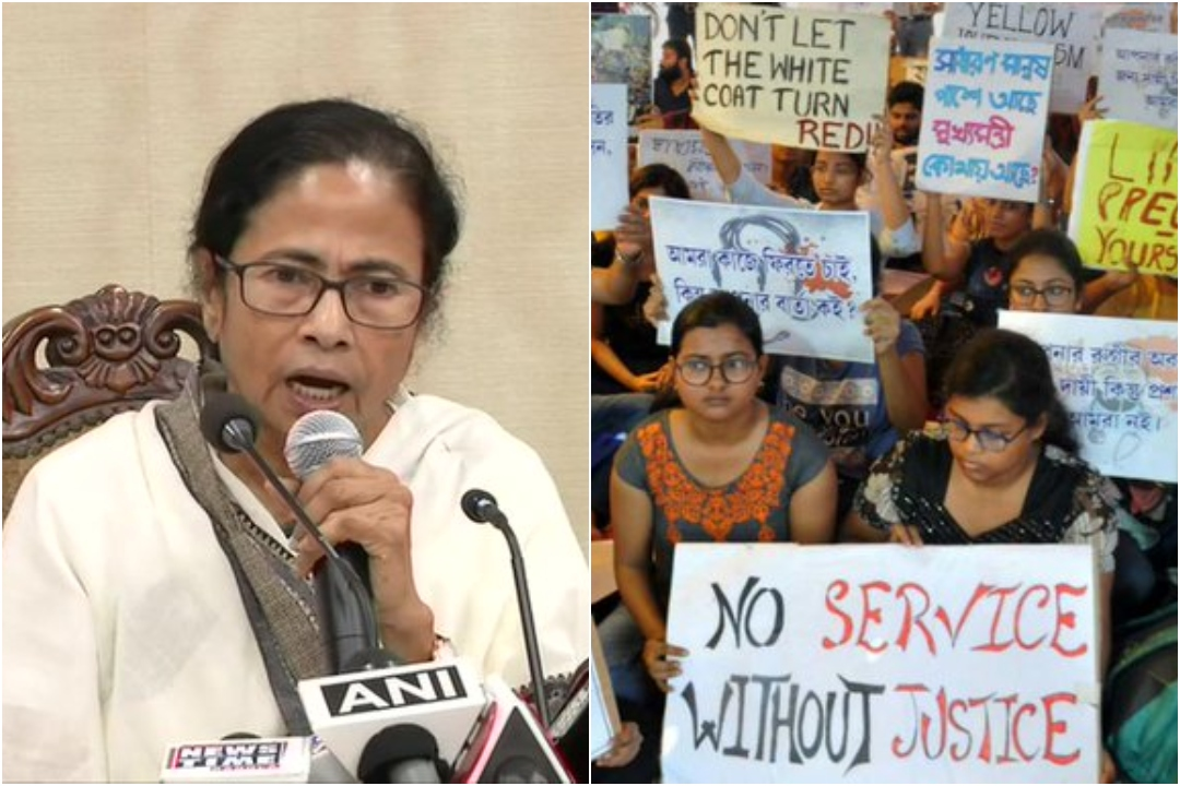 West Bengal, Mamata Banerjee, Doctors Strike,