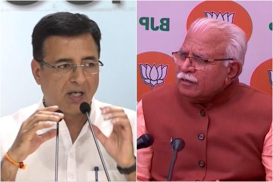 Congress, Manohar Lal Khattar, Haryana, News Mobile, News Mobile India