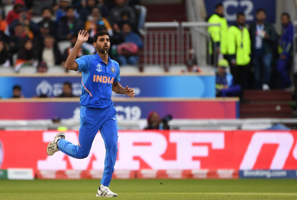Bhuvneshwar Kumar, Injury, Cricket, Sports, World Cup, 2019, ICC, NewsMobile, Mobile, News, India, Pakistan