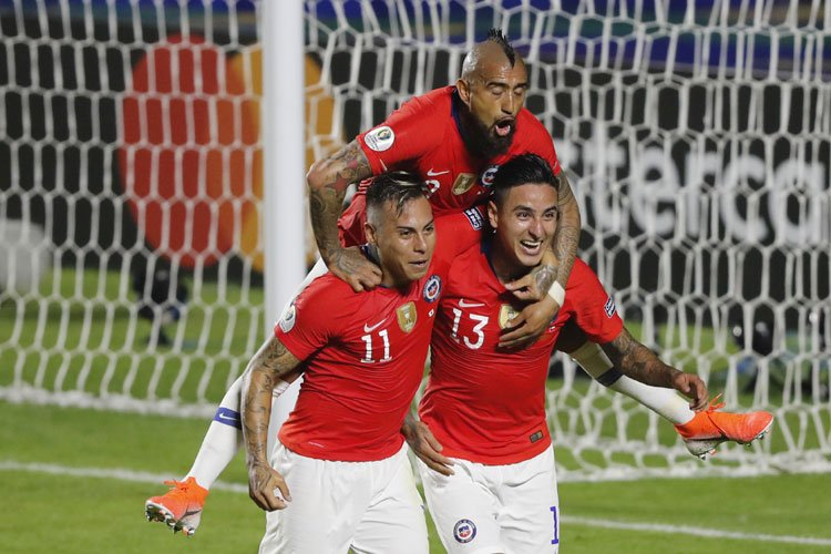 Chile, Copa America, Japan, Sports, Football, NewsMobile, mobile, News, India, Sports