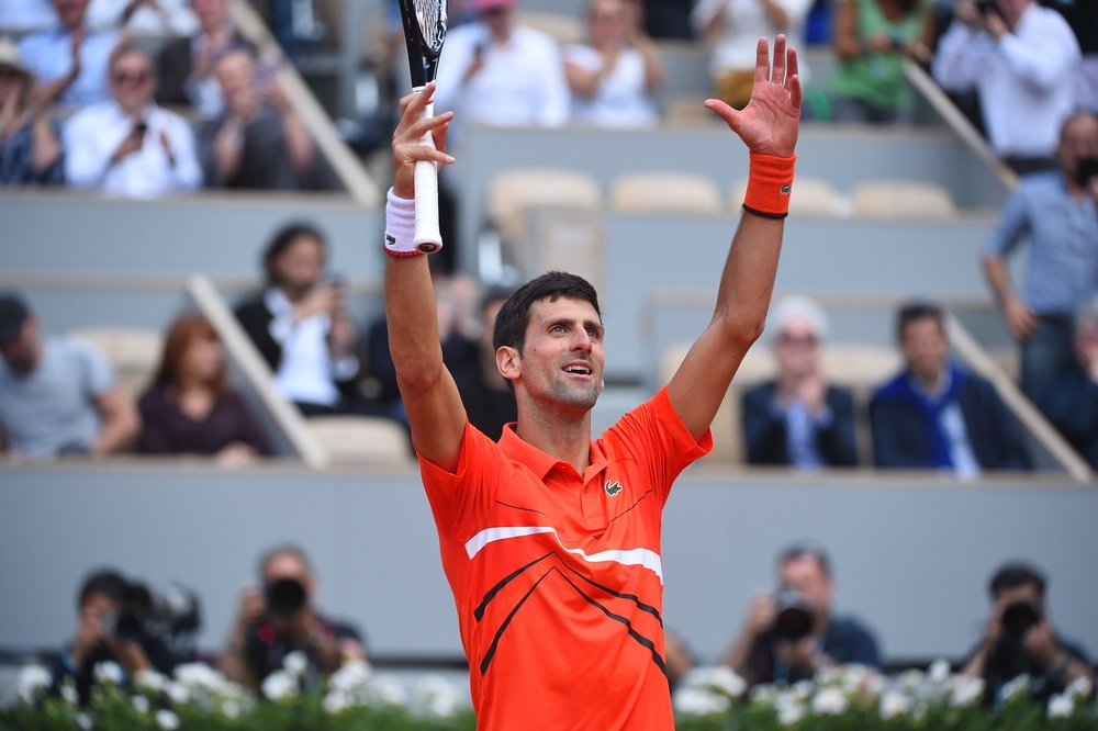 Novak Djokovic, Tennis, French Open, Semi Final, NewsMobile, Mobile, News, India, Sports, India
