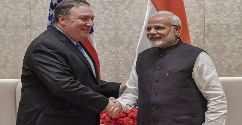 Mike Pompeo, PM Modi, Prime Minister, US Secretary of State, United States, Prime Minister, EAM, S Jaishankar, Narendra Modi, NewsMobile, Mobile, News, India