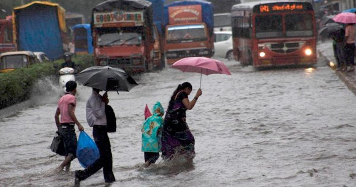 mumbai, rainfall, floods, newsmobile, newsmobileIndia