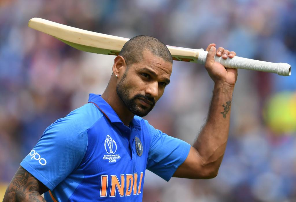 Shikhar Dhawan, ICC World Cup, 2019, Cricket, Ruled out, India, Sports, NewsMobile, Mobile, News