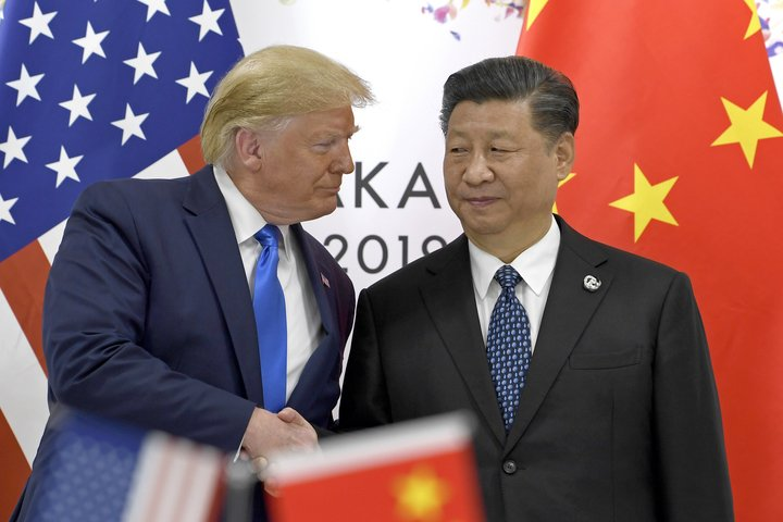 Donald Trump, Xi Jinping, President, China, United States, Trade, Talks, G20, NewsMobile, Mobile, News, India, World