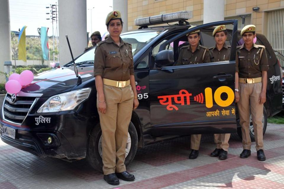 Lucknow, Police response vehicle, Jagte raho, siren, UP, NewsMobile, India