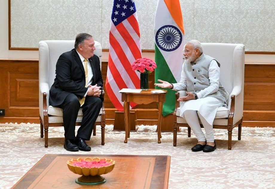 US Secretary of State Michael Pompeo, US President Donald Trump, Prime Minister Narendra Modi, Minister Of External Affairs S Jaishankar, News Mobile, News Mobile India, India, US