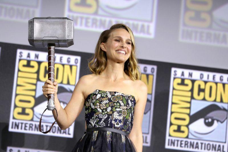 Natalie Portman, Thor, Marvel, News Mobile, News Mobile India