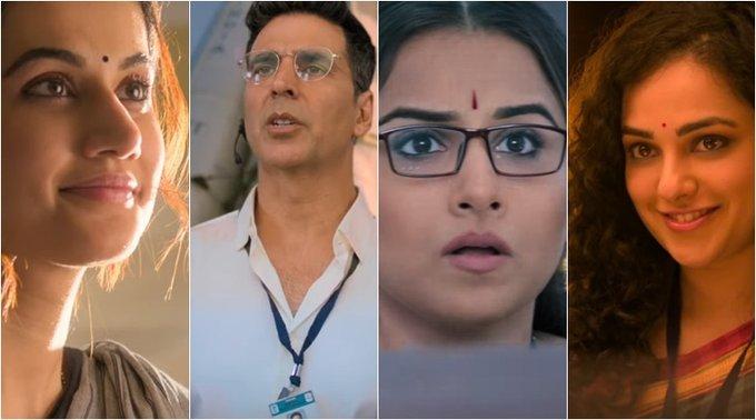Mission Mangal, Vidya Balan, Sonakshi Sinha, Kirti Kulhari, Taapsee Pannu, Nithya Mohan, Sharman Joshi, Akshay Kumar, Mars Mission, News Mobile, News Mobile India