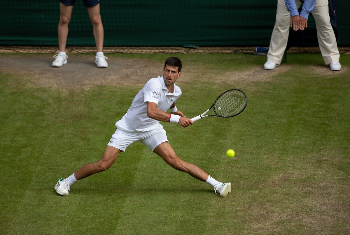 Novak Djokovic, Wimbledon, Tennis, Quarter Final, 11th, NewsMobile, Mobile, News, India, Sports
