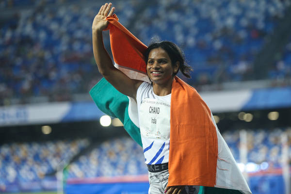 Dutee Chand, 100m, Gold, World, Champion, News Mobile, News Mobile India