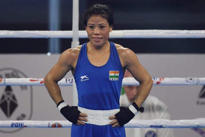 Mary Kom, President Cup, Indonesia, News Mobile News Mobile India