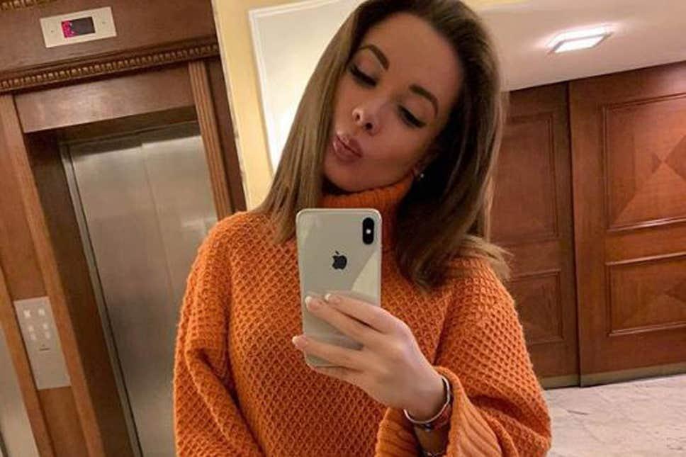 Ekaterina Karaglanova, Instagram, Influenser, Russia, Russian, NewsMobile, Mobile, News, India
