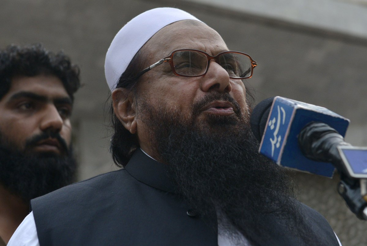 Hafiz Saeed, Pakistan, LeT, Terrorist, NewsMobile, Mobile, News, India, World