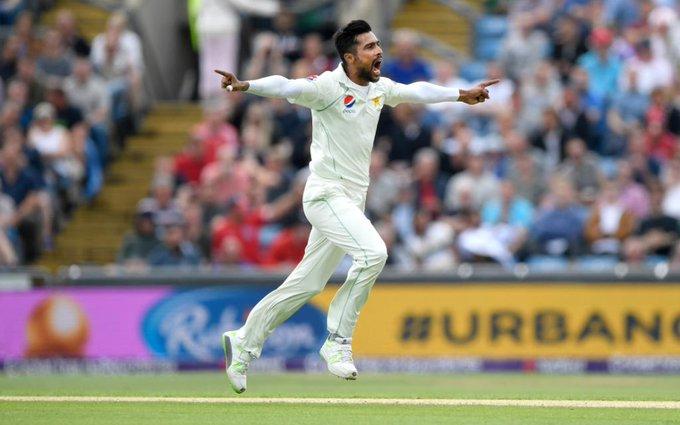 Mohammad Amir, Test, Cricket, Sports, NewsMobile, Mobile, News, India, Sports, Pakistan