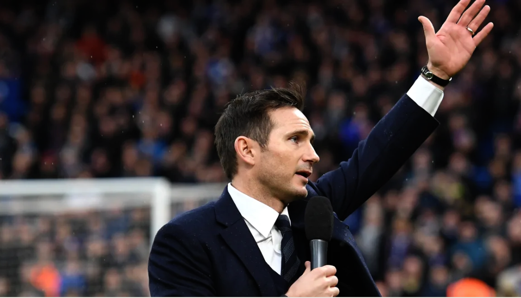 Frank Lampard returns to Chelsea as manager   Newsmobile