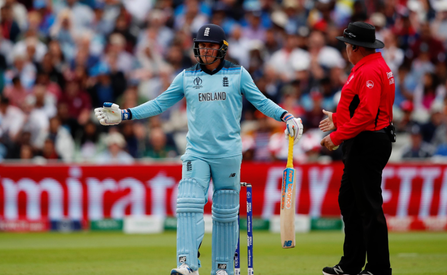 Jason Roy, Fines, England, Australia, Semi Final, ICC, World Cup, 2019, Out, NewsMobile, Mobile, News, India, Cricket