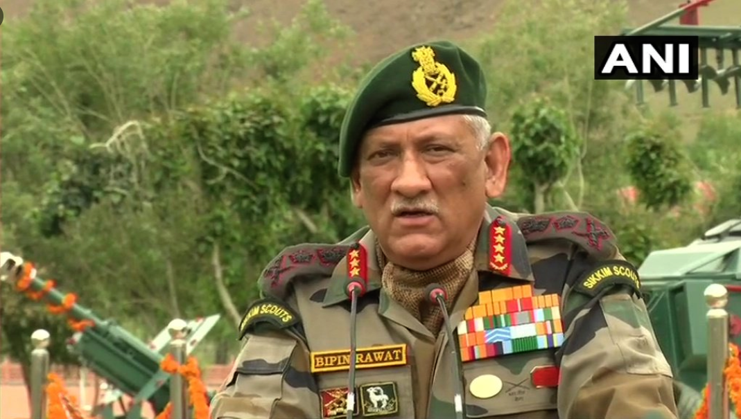 Kargil Vijay Diwas, Army Chief, warn, Pakistan, bloodier nose, India, Kargil, NewsMobile, Mobile, news, India