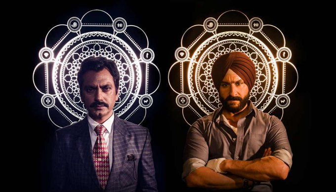 SacredGames, season2, SaifAliKhan, NawazuddinSiddiqui, Kalki, Netflix, NewsMobile, NewsMobileIndia
