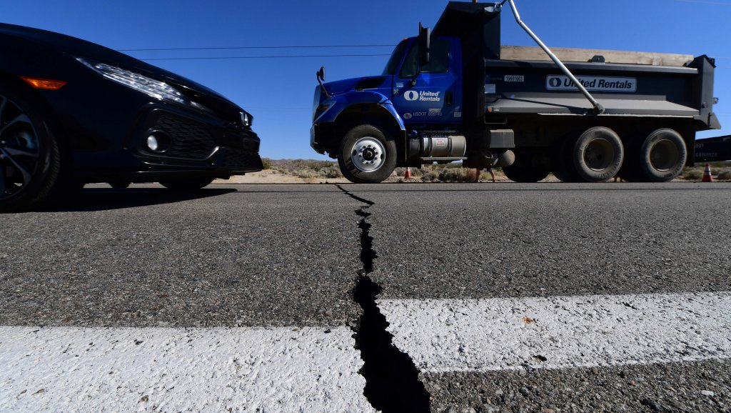 Earthquake, California, 7.1, NewsMobile, NewsMobileIndia