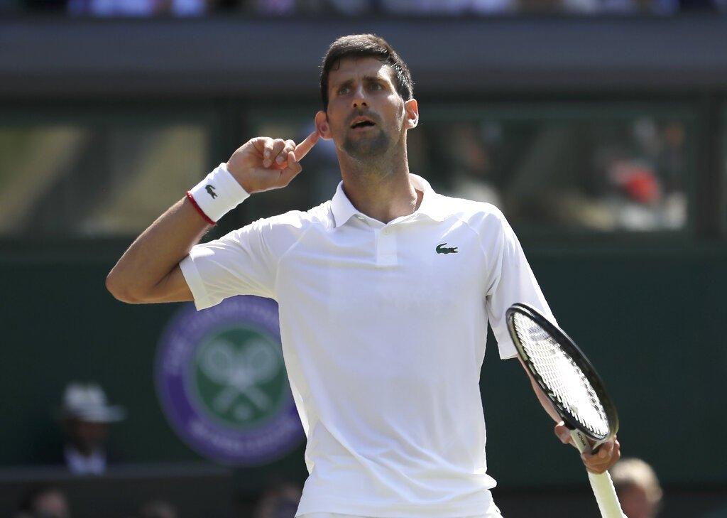 Wimbledon 2019 Novak Djokovic Beats Roberto Bautista Agut To Enter Finals Newsmobile