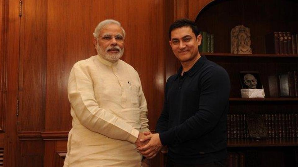 PM Modi, Mann Ki Batt, Aamir Khan, NewsMobile, NewsMobile India
