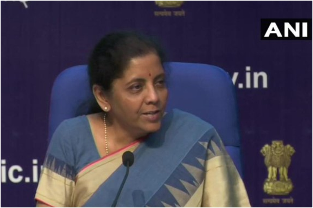 Nirmala Sitharaman, Finance Minister, NewsMobile, NewsMobile India