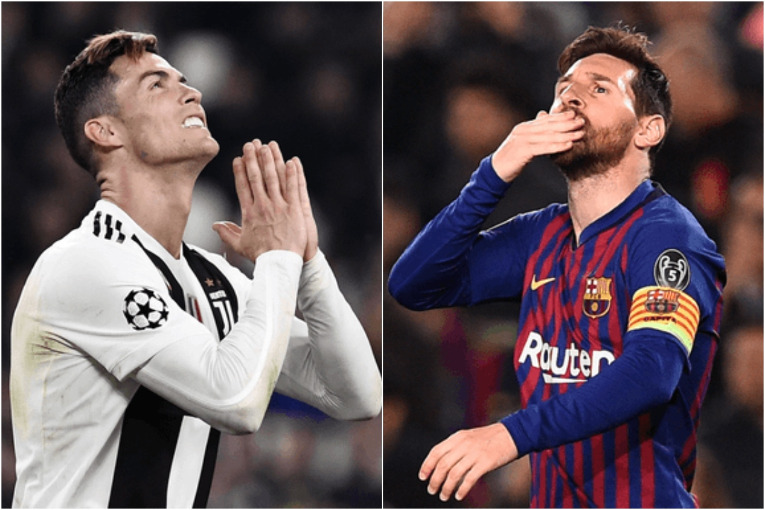 Cristiano Ronaldo, Lionel Messi, FIFA, 2018, Football, News Mobile, News Mobile India