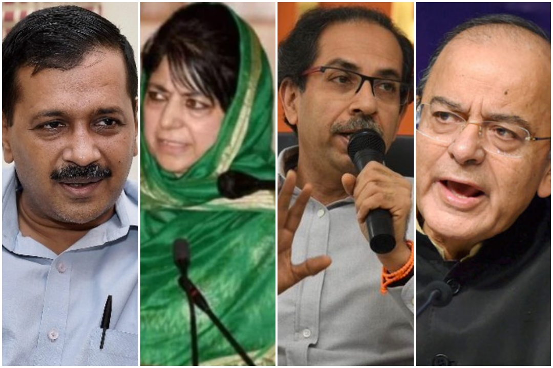 Jammu And Kashmir, Article 370, Article 35A, Scrapping, Home Minister Amit Shah, Prime Minister Narendra Modi, Arun Jaitley, Sushma Swaraj, Finance Minister Nirmala Sitharaman, Mehbooba Mufti, Politicians, News Mobile, News Mobile India