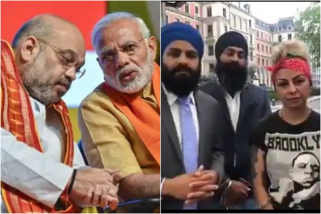 Hard Kaur, PM Narendra Modi, Amit Shah, BJP, Khalistan, News Mobile, News Mobile India, Independence Day