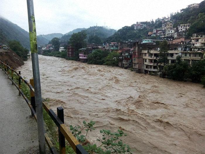 Himachal Pradesh, Uttarakhand, Rains, Floods, Newsmobile, Mobile, News, India, Delhi, Haryana, Uttar Pradesh, Alert