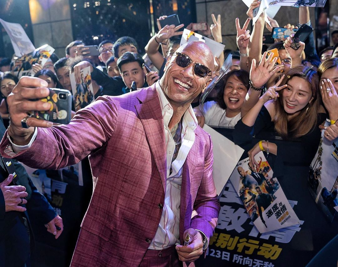 Dwayne Johnson, Forbes, $89.4 million, Akshay Kumar, Highest, Paid, Actor, NewsMobile, Mobile, News, India