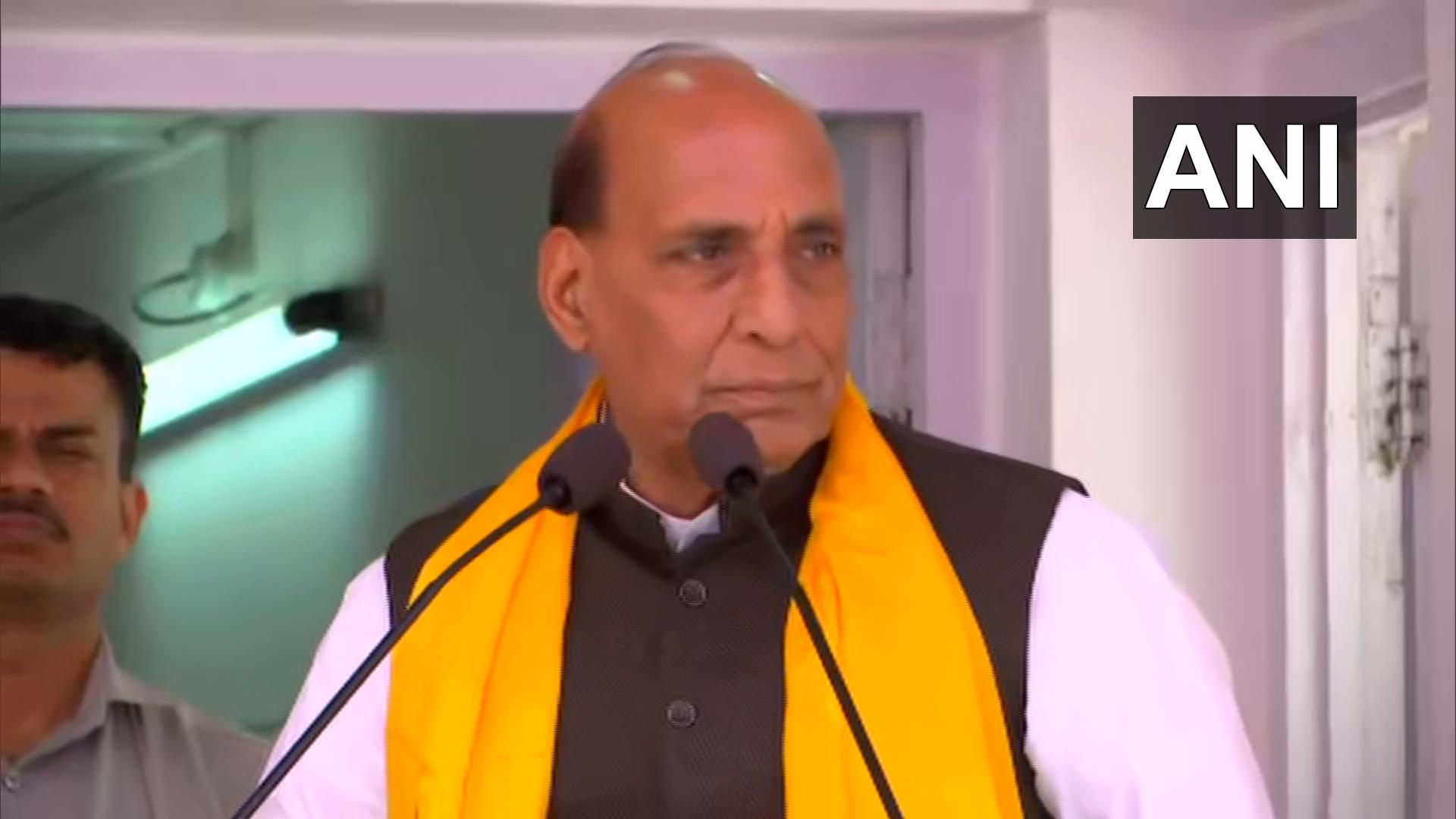 Kashmir, Pakistan, Jammu and Kashmir, Rajnath Singh, Defence Minister, Newsmobile, Mobile, News, India