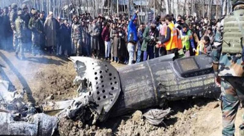 Five, Officers, Indian Airforce, Airforce, IAF, Chopper, Crash, Guilty, NewsMobile, Mobile, News, India