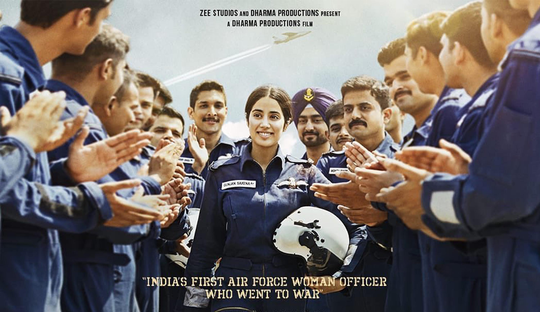 Janhvi Kapoor, Gunjan Saxena- The Kargil Girl, Entertainment, Pankaj Tripathi, Newsmobile, mobile, News, India, Bollywood