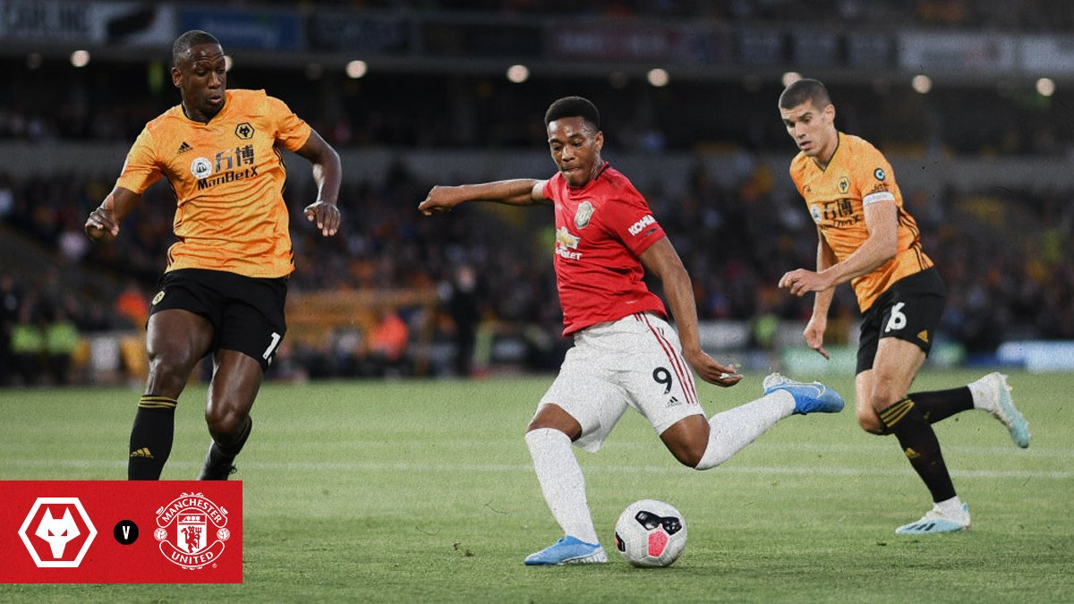 Manchester United, Wolves FC, Premier League, Football, Sports, Anthony Martial, Ruben Neves, NewsMobile, Mobile, News, Sports