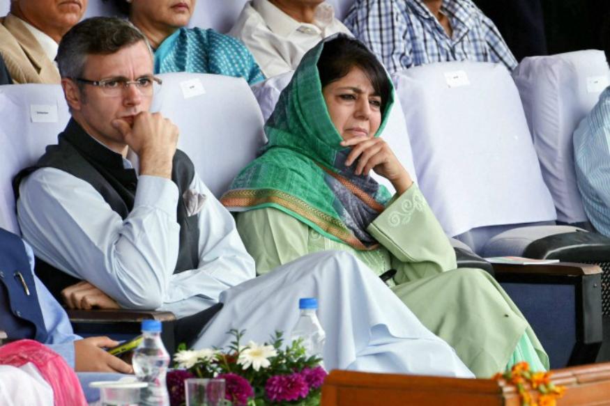 Mehbooba Mufti, Omar Abdullah, Article 370, Jammu And Kashmir, News Mobile, News Mobile India