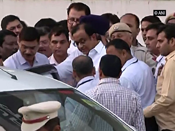 P Chidambaram, CBI, INX Media, NewsMobile, NewsMobile India