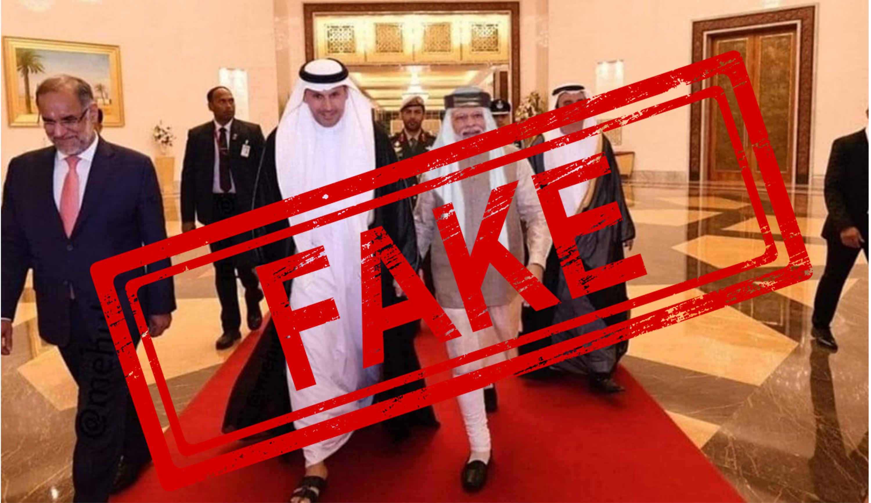 Prime Minister, Narendra Modi, UAE, NewsMobile, Mobile, News, India, Fact Check, Fact Checker, FAKE