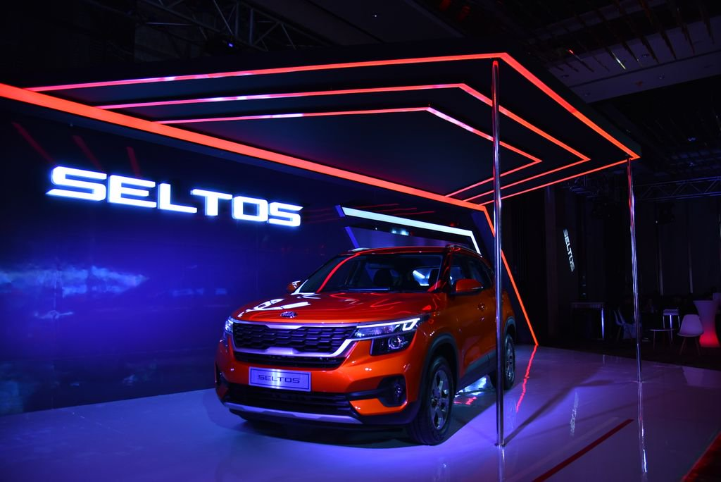 Kia, Seltos, Launch, India, Newsmoible, Mobile, News, India, Automobile
