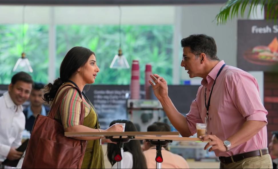 Mission Mangal, Akshay Kumar, Vidya Balan, Sonakshi Sinha, Taapsee Pannu, Kirti Kulhari, Nithya Menen, Sharman Joshi, Entertainment, India