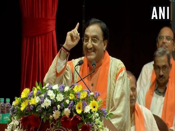 NASA, Sanskrit, HRD Minister, Ramesh Pokhriyal, BJP, News Mobile, News Mobile India