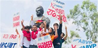 ABVP, DUDU, Elections 2019