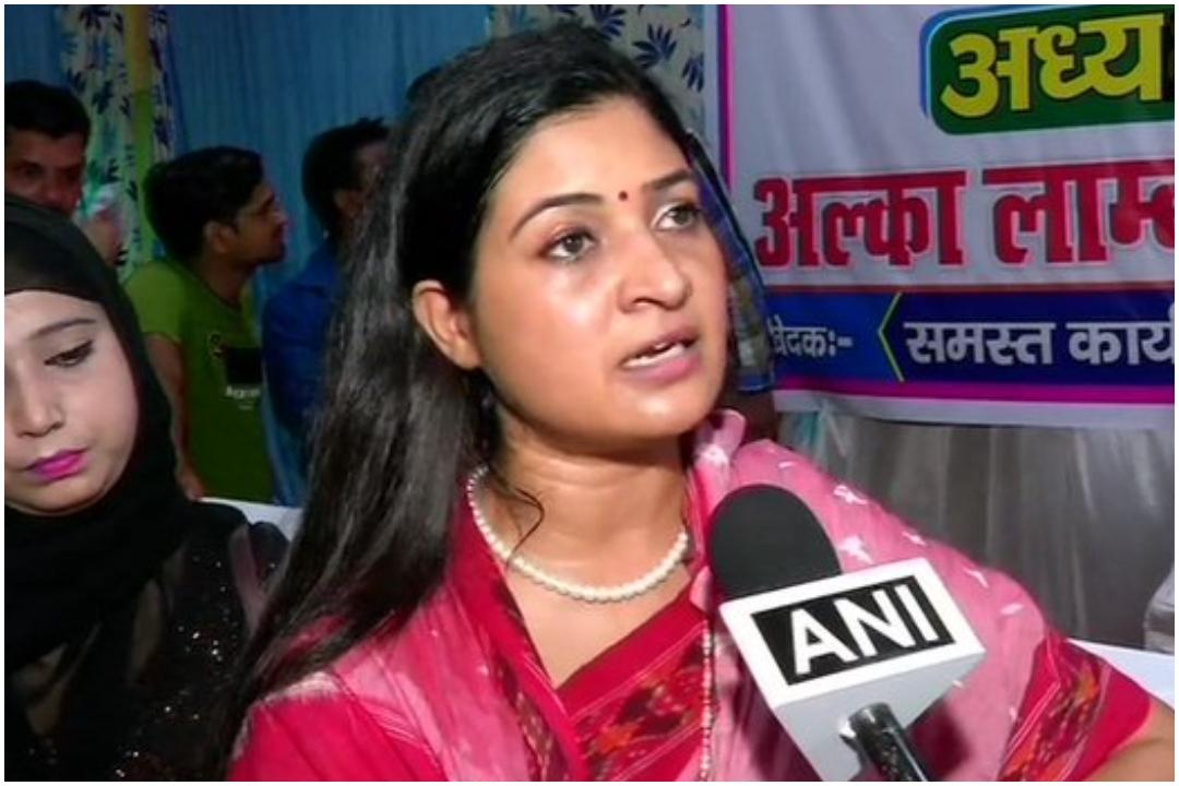 Aam Aadmi Party, AAP, MLA Alka Lamba, Congress, NewsMobile, NewsMobile India