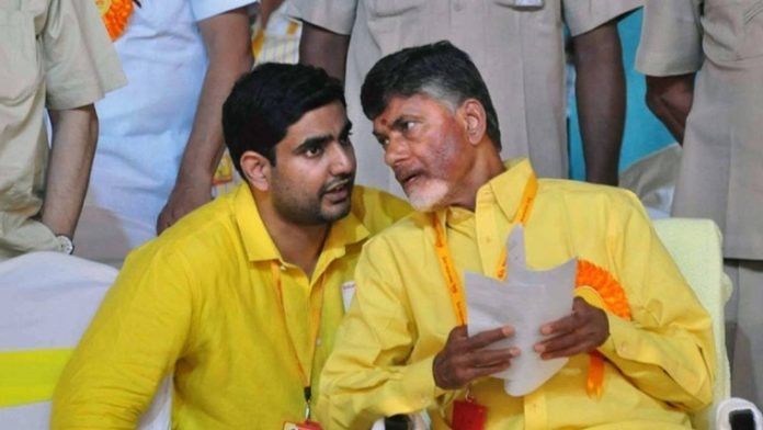 Chandrababu Naidu, son , Nara Lokesh ,House arrest, YSR Congress, Jagan Reddy, NewsMobile, Mobile, News, India, Andhra Pradesh