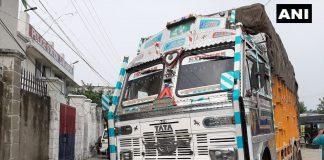 Kathua, Truck, Three, NewsMobile, Mobile, News, India