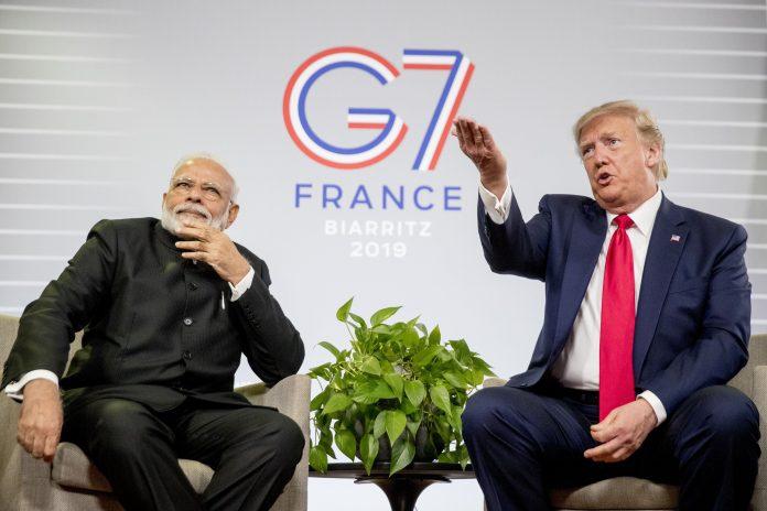 Donald Trump, President, United States, India, Pakistan, Prime Minister ,Narendra Modi, Imran Khan, NewsMobile, Mobile, News, India